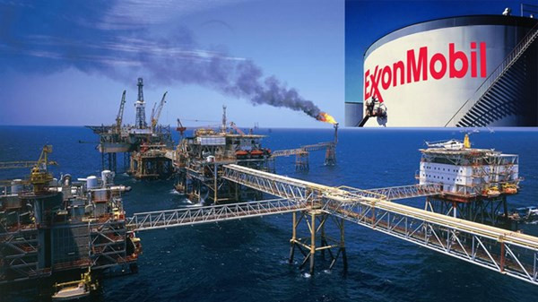 Tin tức tình hình Biển Đông tối 22-11-2017: Trung Quốc cố gắng phá dự án Cá Voi Xanh của Exxon Mobil ở Việt Nam