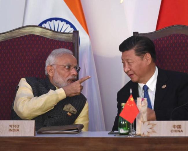 Tin tức tình hình Biển Đông trưa 03-10-2017: Sợ bị nhiều nước bao vây, Trung Quốc kêu gọi Ấn Độ khép lại quá khứ mâu thuẫn