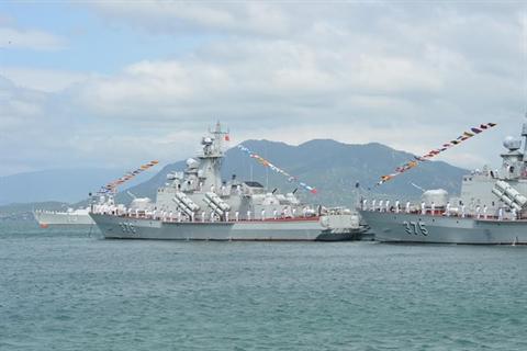 Global Firepower xếp hạng sức mạnh Không quân, Hải quân Việt Nam