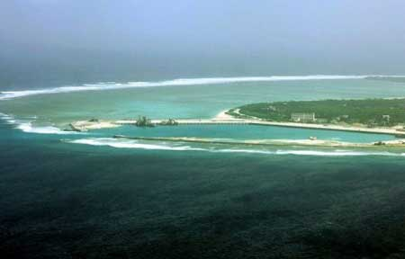 Tin tức tình hình Biển Đông 14-2-2017: Vạch trần dã tâm lén lút thôn tính Biển Đông của Trung Quốc