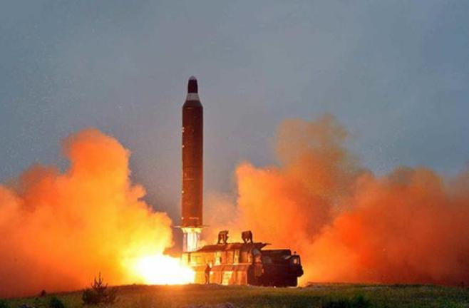 Tin tức vụ Triều Tiên tiếp tục phóng tên lửa ngày 16-4-2017