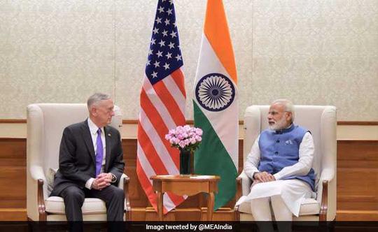 Tin tức tình hình Biển Đông sáng 22-10-2017: Đối tác chiến lược Mỹ -Ấn, một cảnh báo cho Trung Quốc