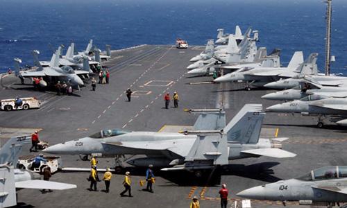 Mỹ đã báo với Nhật về phương án tấn công Triều Tiên