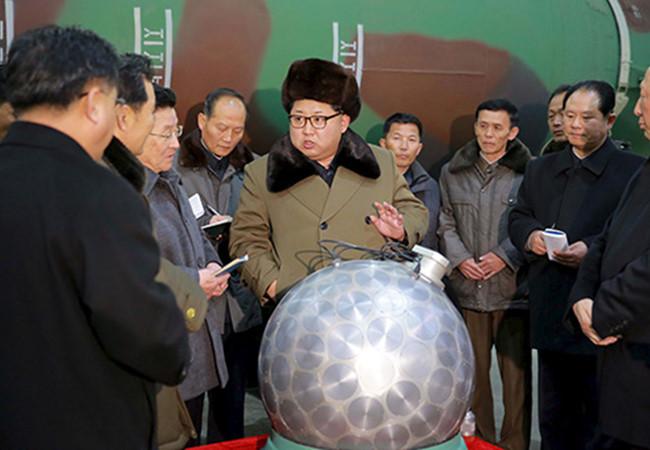 Mỹ đề xuất kế hoạch sát hại lãnh đạo Triều Tiên Kim Jong un