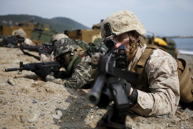 Tình hình căng thẳng trên bán đảo Triều Tiên trưa 22-08-2017:
