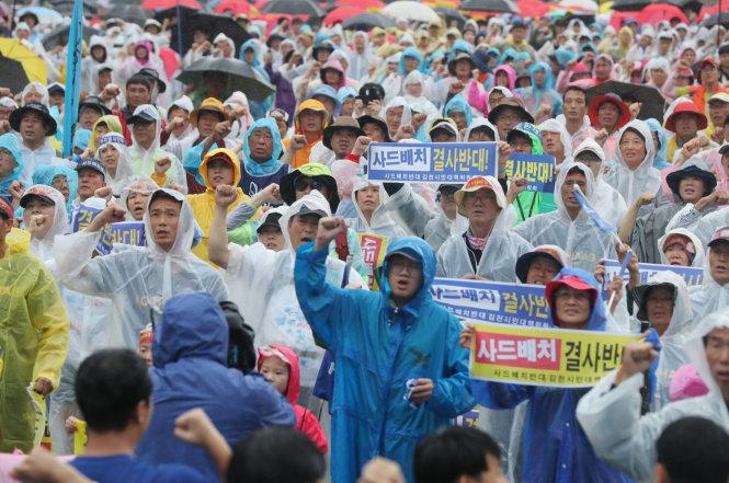 Tình hình căng thẳng trên bán đảo Triều Tiên 17-08-2017: