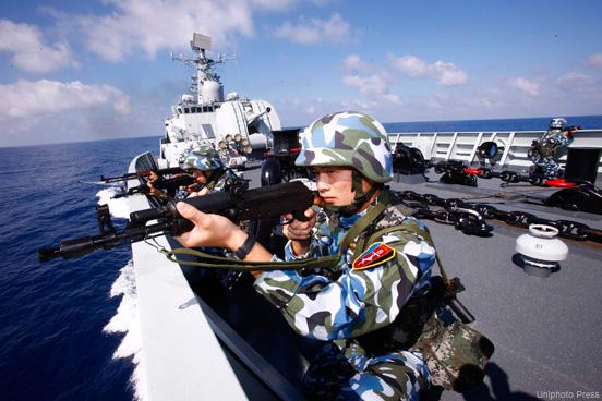 Các cơ hội cho Mỹ - Trung nếu cuộc chiến giữa hai nước nổ ra