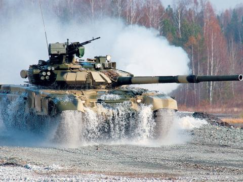 Tin quốc phòng Việt Nam: Vũ khí Việt Nam - Xe tăng T-90, pháo tự hành, pháo phản lực