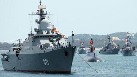 Nga: Hải quân Việt Nam mua vũ khí gì cũng sẵn sàng