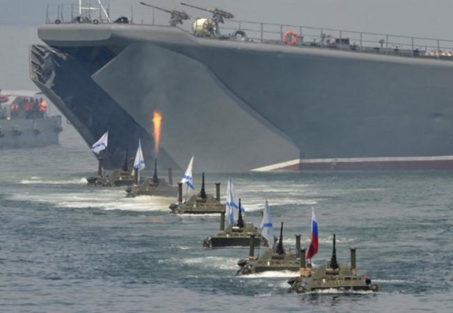 Nga 'cửa trên' Mỹ-NATO nếu nổ ra chiến tranh quy ước