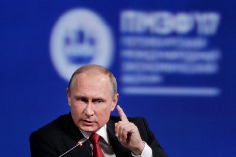 Tình hình căng thẳng trên bán đảo Triều Tiên 18-10-2017: Nga tăng trừng phạt Triều Tiên: Ẩn ý ông Putin