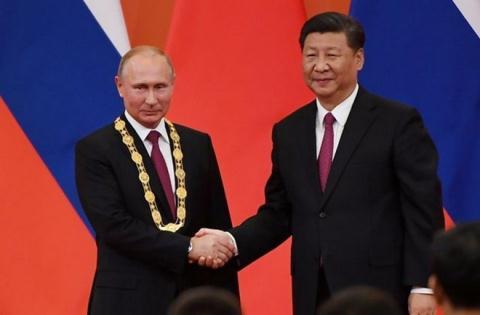 Nga- Trung: Mối tình thân ái đến từ trừng phạt