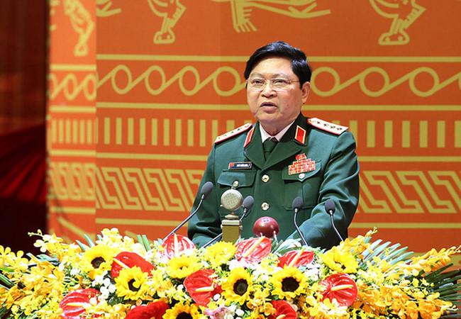 Tin tức tình hình Biển Đông 26-10-2017:Bộ Trưởng Quốc Phong Việt Nam Ngô Xuân Lịch vạch tội Trung Quốc ở hội nghị bộ trưởng quốc phòng ASEAN mở rộng