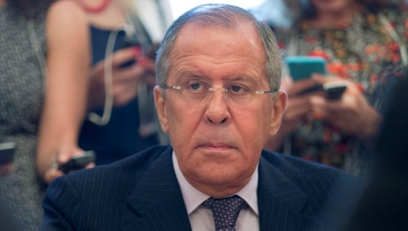Ngoại trưởng Nga Lavrov cảnh cáo Israel không được đánh Iran ở Syria. Ảnh: AP