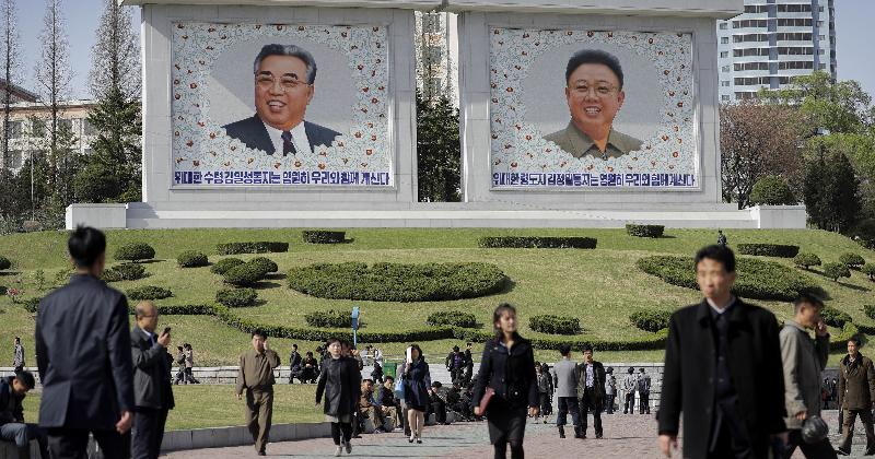 Tình hình căng thẳng trên bán đảo Triều Tiên trưa 18-08-2017: