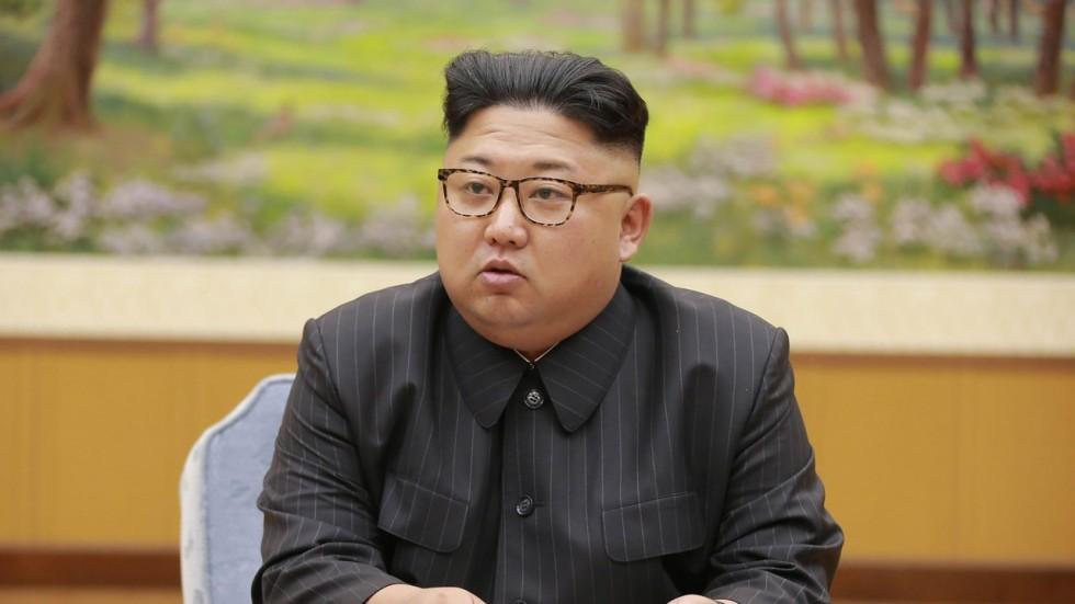 nha lanh dao trieu tien kim jong-un tham du buoi hop ve vu thu bom h hom 3/9.