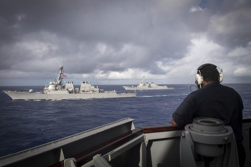 Nhật sẽ cung ứng đạn dược cho quân đội Mỹ, Anh, Úc