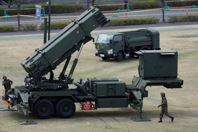 Tình hình căng thẳng trên bán đảo Triều Tiên trưa 17-08-2017: