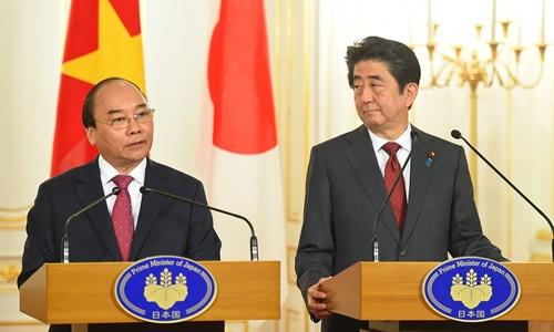 Nhật Bản sẽ hỗ trợ Việt Nam nâng cao năng lực trên biển