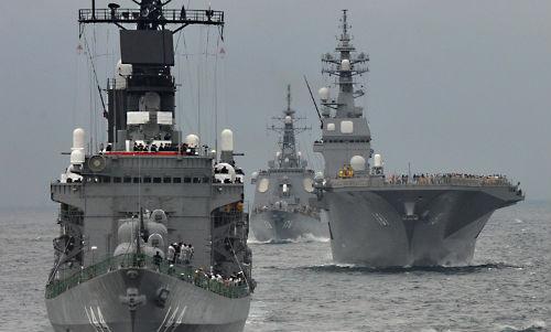 Nhật Bản dùng siêu vũ khí trị Trung Quốc trên Biển Đông