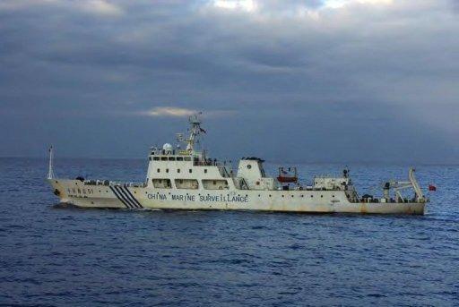 Nhật đuổi 5 tàu Trung Quốc xuất hiện ở ngoài đảo tranh chấp