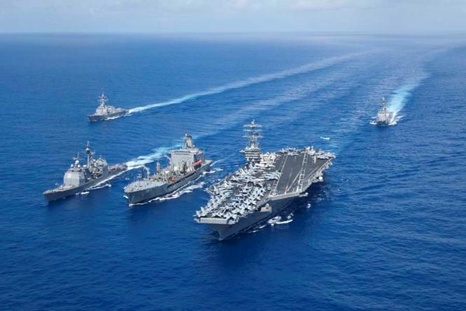 Tin tức tình hình Biển Đông 23-07-2017: Mỹ vạch kế hoạch thách thức Trung Quốc ở Biển Đông