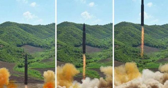 """Triều Tiên dọa có hành động """"vật chất"""" đáp trả Liên Hợp Quốc"""