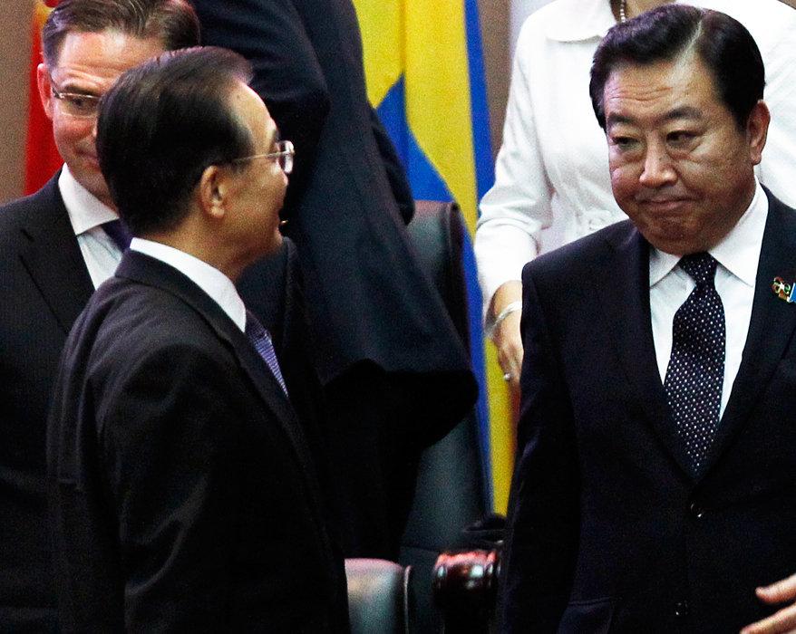 Nhật Bản, Trung Quốc đấu khẩu trực tiếp về Senkaku tại ASEM 9