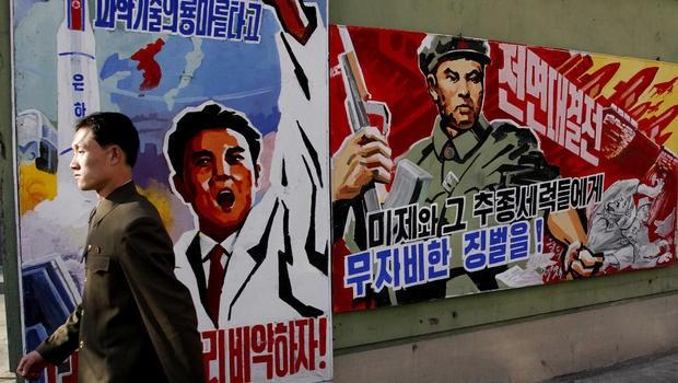 Triều Tiên lại ra tuyên bố dọa tấn công phủ đầu nhằm vào Mỹ