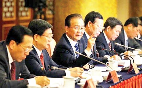 Thủ tướng Trung Quốc nhấn mạnh cải cách chính trị