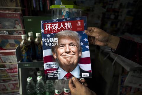 Ông Trump bổ nhiệm tướng Hải quân chống Trung Quốc