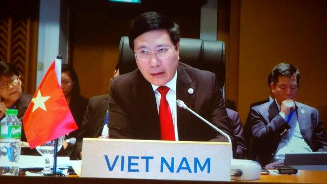 ASEAN quyết xây dựng hiệu quả COC
