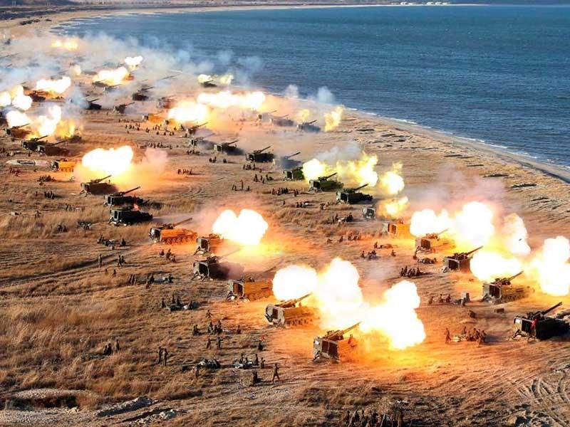 Tình hình căng thẳng trên bán đảo Triều Tiên chiều 02-09-2017: