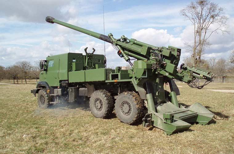 Thế giới vũ khí: Những hệ thống Pháo tự hành uy lực nhất thế giới (Phần 2)