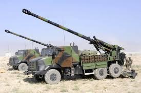 Thế giới vũ khí: Những hệ thống Pháo tự hành uy lực nhất thế giới (Phần 1)