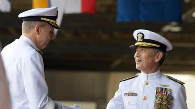 Mỹ đổi tên bộ tư lệnh Thái Bình Dương, tố Trung Quốc mưu 'bá quyền' châu Á