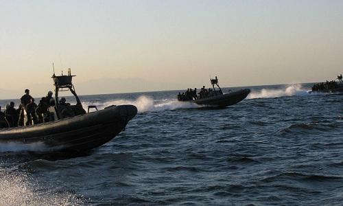 Hải quân 3 nước ASEAN tuần tra chung chống phiến quân thân IS
