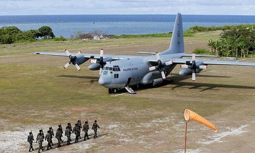 Philippines điều quân trái phép đến đảo Thị Tứ