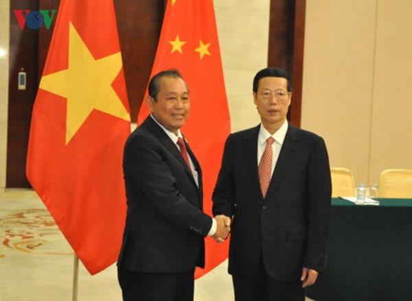 Tin tức tình hình Biển Đông tối 14-09-2017: Phó thủ tướng Việt Nam - Trung Quốc bàn về Biển Đông liệu có bất đồng quan điểm