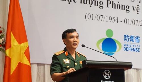 Nhật muốn tăng cường huấn luyện quân sự chung với Việt Nam