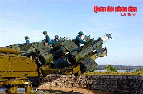 Bảo quản đạn tên lửa