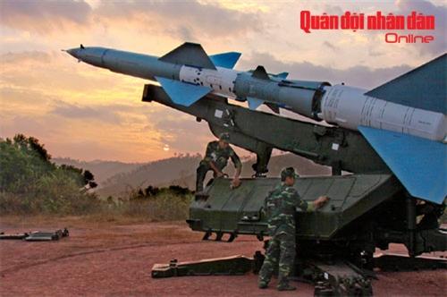 Bảo đảm đạn tên lửa luôn sẵn sàng chiến đấu