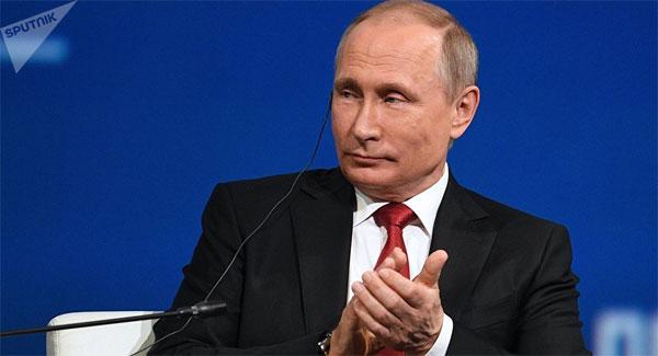 Vũ khí bí mật, Tổng thống Putin, G-20