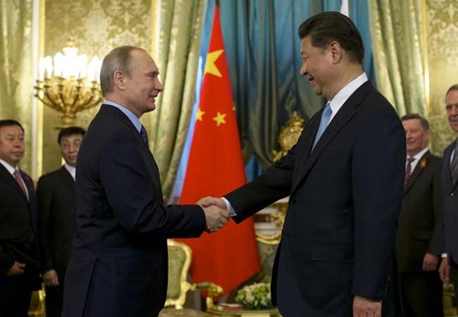 Nga, Trung Quốc âm thầm liên minh, Mỹ hết 'ngư ông đắc lợi'