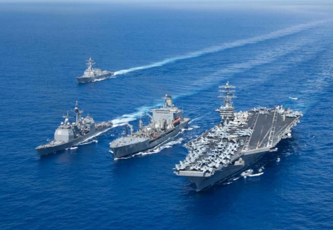 Mỹ với 'ván cờ siêu cường': Xáo bài và tấn công phủ đầu