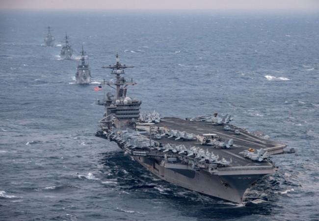 Biển Đông: Mỹ 'nhường sân' mặc Trung Quốc tung hoành?