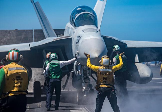 Biển Đông: Mỹ khó tránh một cuộc đối đầu với Trung Quốc