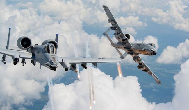 Giờ G tại Syria: Nga–Syria có đối phó nổi Mỹ tấn công ồ ạt?