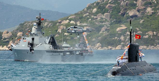 Tin tức tình hình Biển Đông tối 07-05-2017: Việt Nam lên tiếng về lo ngại Mỹ không ngăn Trung Quốc ở biển Đông