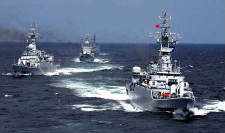 Trung Quốc toan tính tiến ra biển Đông với 3 mũi tiến công